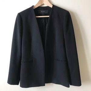 Zara Basic Collection Blazer in black, Large